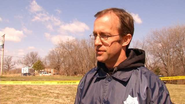 Search For Stephen Adams' Remains Continues Near Fort Gibson