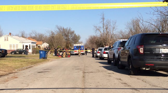 Suspect Shot, Killed In Tulsa Police Officer-Involved Shooting