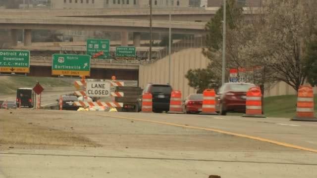 Broken Arrow Expressway Lanes Mistakenly Shut Down, Cause Confusion