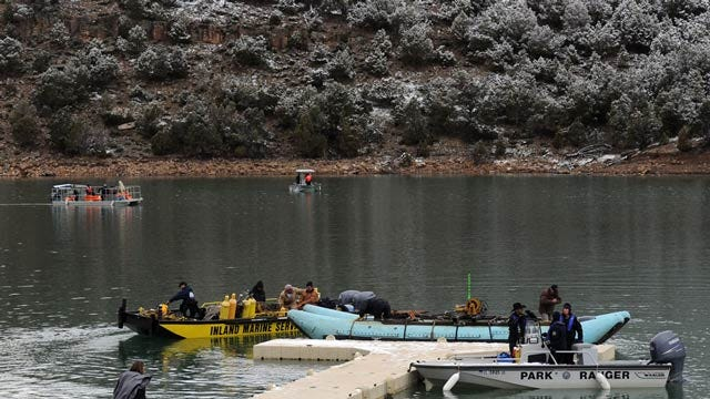 Colorado Divers Work To Recover Plane That Crashed After Bartlesville Stop