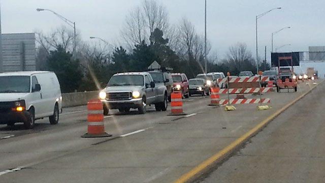 ODOT Blames Massive Broken Arrow Expressway Back-Up On Paint Contractor