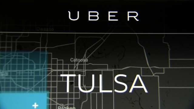 'Tech Taxi' Service Makes Its Way To Tulsa