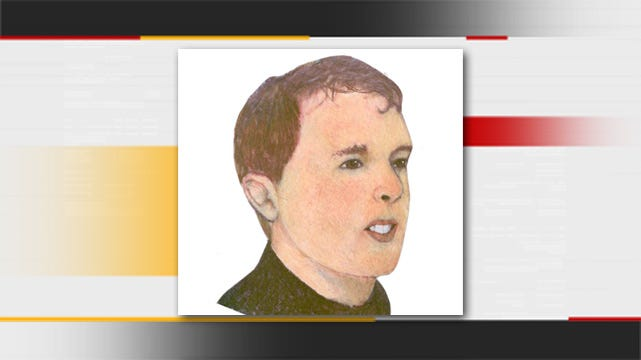 Detectives Release Drawing Of Murdered Oklahoma Man