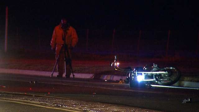 Man, Woman In Critical Condition After Tulsa Motorcycle Wreck