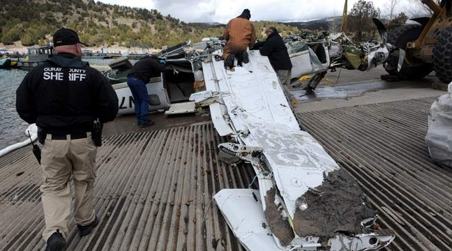 NTSB ContInues Investigation Of Plane That Crashed After Bartlesville Stop