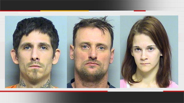 Tulsa Police Check On Baby's Welfare, Find Meth Lab