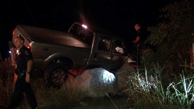 Police Release Name Of Man Killed In Tulsa Quarry Wreck