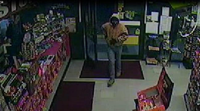 Suspect Sought In Jenks Convenience Store Attempted Robbery