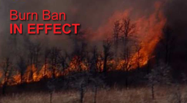 Tulsa Commissioners Extend Burn Ban For Seven More Days