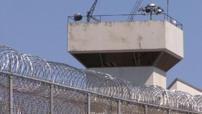 Inmate Kills Another At Oklahoma Prison