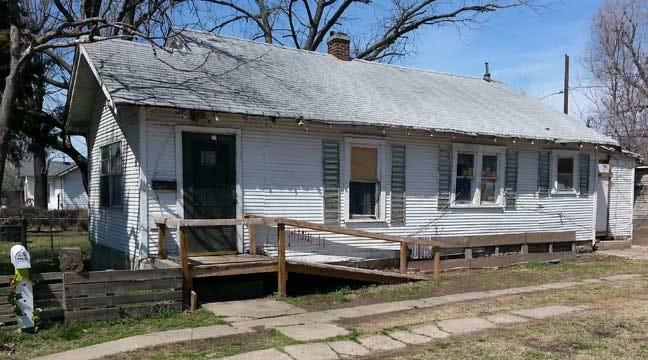 Neighbor Shoots Suspect In Muskogee Burglary