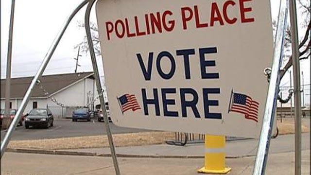 Elections Underway Across Eastern Oklahoma