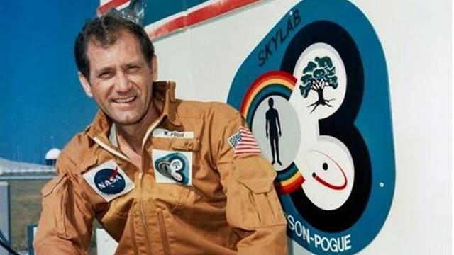 Sand Springs Astronaut Dies At 84