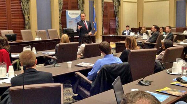 Tulsa Young Professionals Push 'Millennial' Agenda At State Capitol
