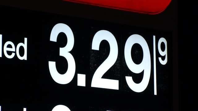 Gasoline Prices Jump Across Northeast Oklahoma