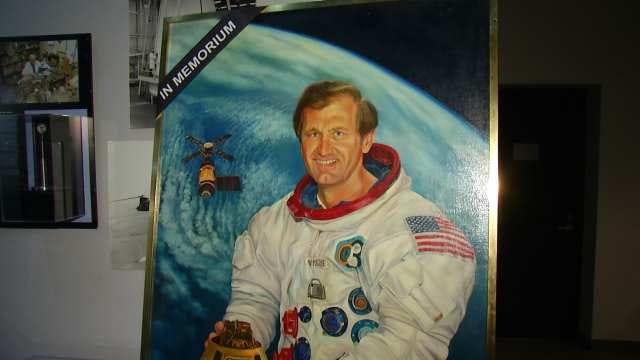 Oklahoma Astronaut Led Life Of Great Adventure