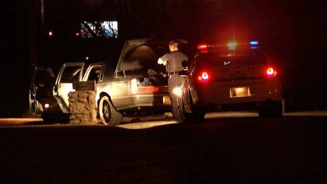 Four Arrested After Tulsa Police Chase