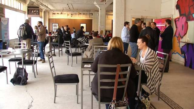 Green Country Professional Learn About Co-Working