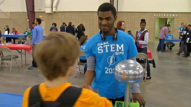 Green Country Students Put Inventions On Display