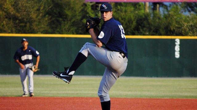 ORU Baseball Falls On Road To Dallas Baptist