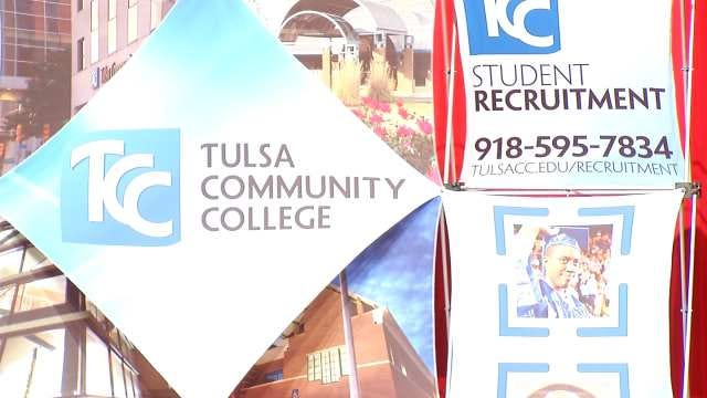 Tulsa Community College Offers Help To Graduating High Schoolers