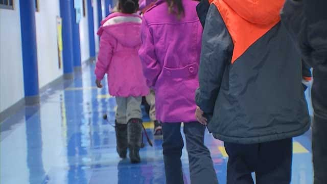Chilly Weather Hits As Oklahoma Prepares To 'Spring Forward'
