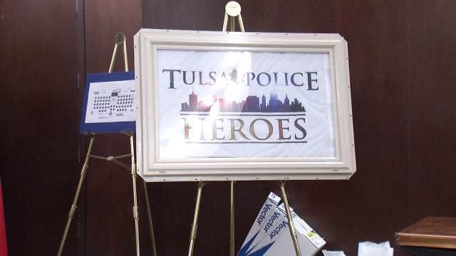 Police Honor Their Own At Tulsa Heroes Celebration