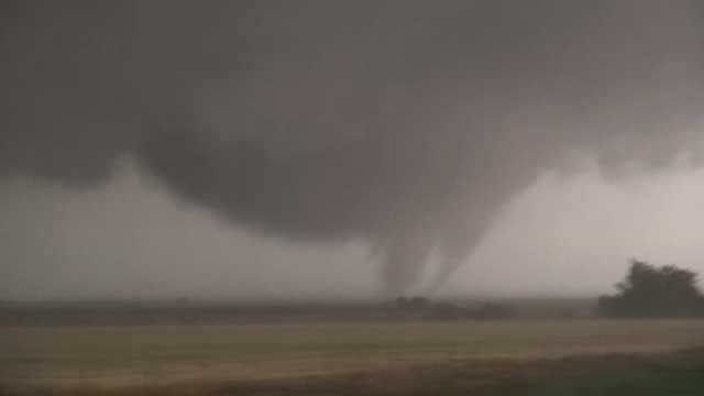 Researcher Seeks Clue To Some Tornadoes' Paths