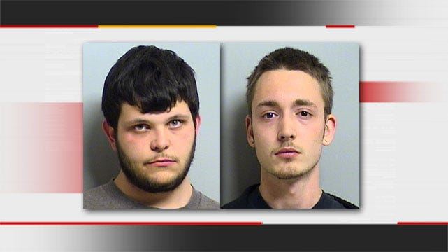 Sand Springs Police Arrest Teens For Pointing BB Gun At Apartment Residents