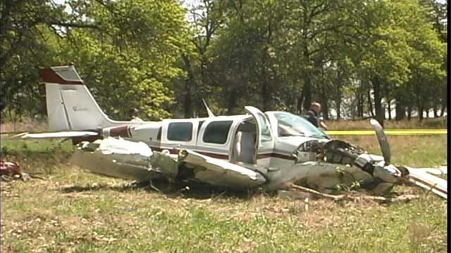 NTSB: Plane That Crashed In Nowata County Had No Fuel