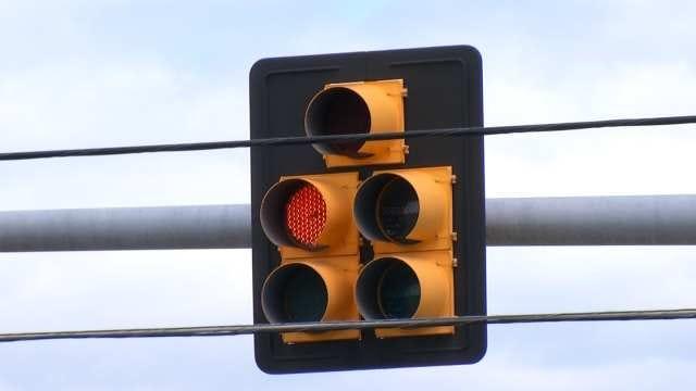 Tulsa Police Cracking Down On Traffic Light Violators