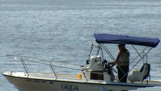 GRDA Police Searching Lake Hudson For Missing Female
