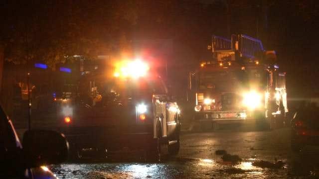 Water Main Break Displaces Families In Tulsa
