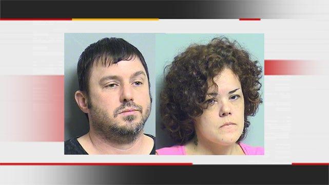 Broken Arrow Couple Jailed On Felony Child Abuse Complaints