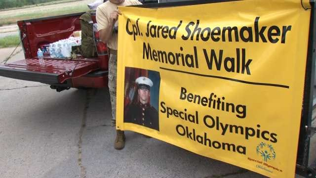 Fifth Annual Jared Shoemaker Memorial Walkers Head To Stillwater