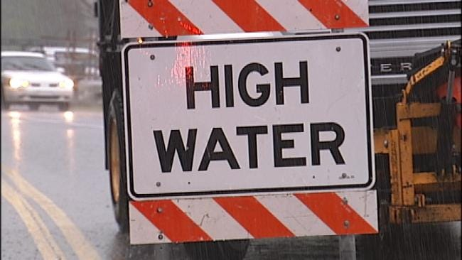 Flash Flood Watch Issued For Eastern Oklahoma