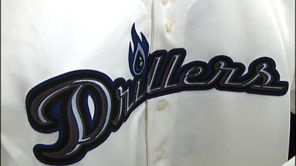 Drillers Sweep Doubleheader At Home