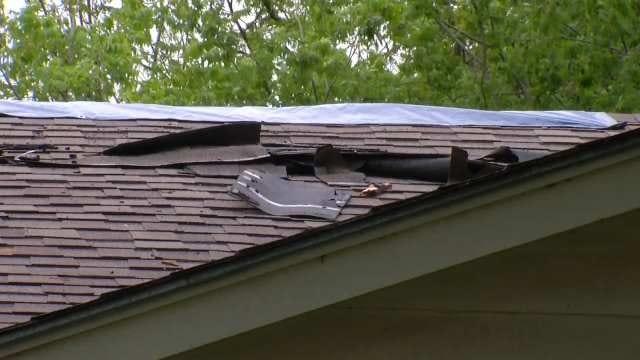 Lightning Strike Sparks Muskogee House Fire