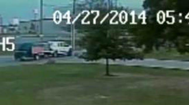 Police Seek Suspects In Tulsa Business Burglary