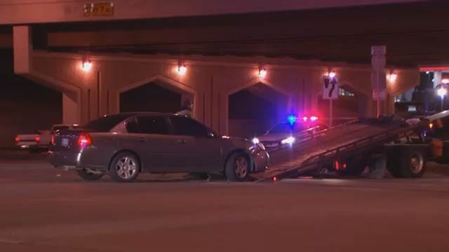 Tulsa Police Look For Men Involved In Hit And Run Crash On Peoria