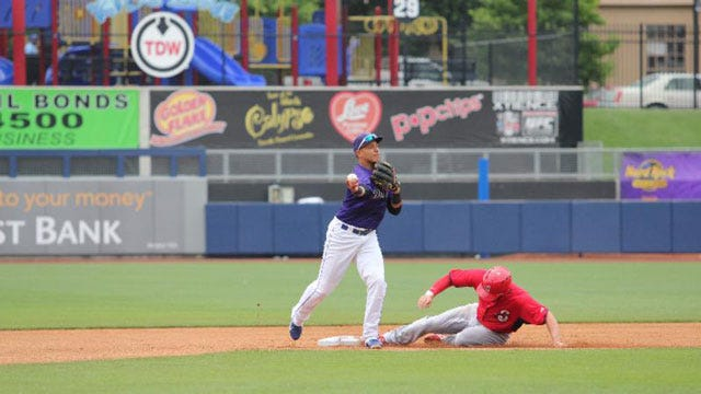 Drillers Pick Up Fifth Straight Win