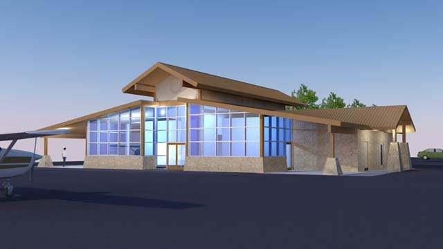 Grove Municipal Airport Awarded Grant To Build New Terminal