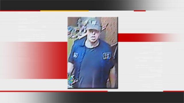 Police Looking For West Tulsa Burglar