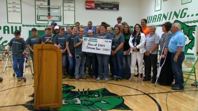 Quapaw Seniors Continue To Give Back To Community