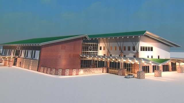 Cherokee Nation Learns From Joplin Builders To Create Safer Hospital