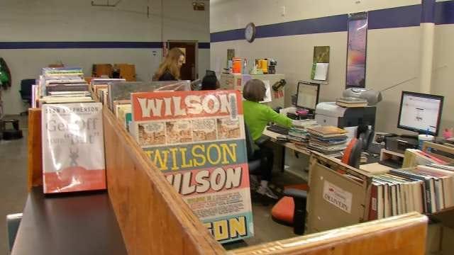 Under Renovation, Tulsa Central Library Still Provides Materials