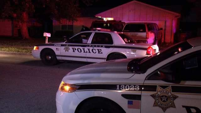 Man Shot In Shoulder During East Tulsa Armed Robbery