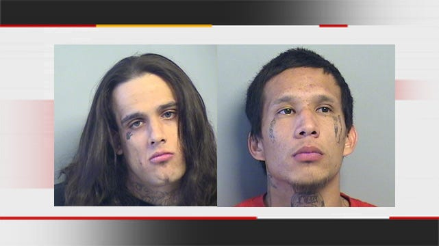 Two Arrested After Kidnapping, Injuring Woman Over 'Stolen Drugs' In Tulsa