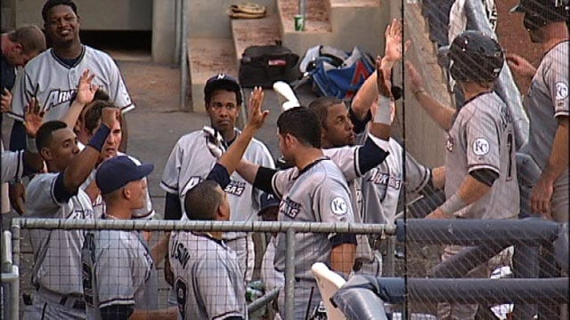 Drillers Fall To Naturals On Walk-Off Homer