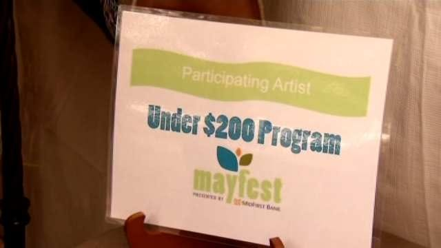 Tulsa's Mayfest Organizers Highlight 'Affordable Art'